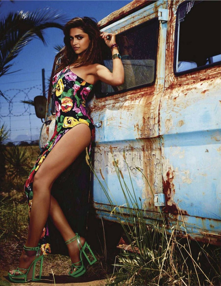 Vogue India Deepika Padukone Is Going Places Deepika Padukone Hot Vogue Photoshoot Deepika Padukone