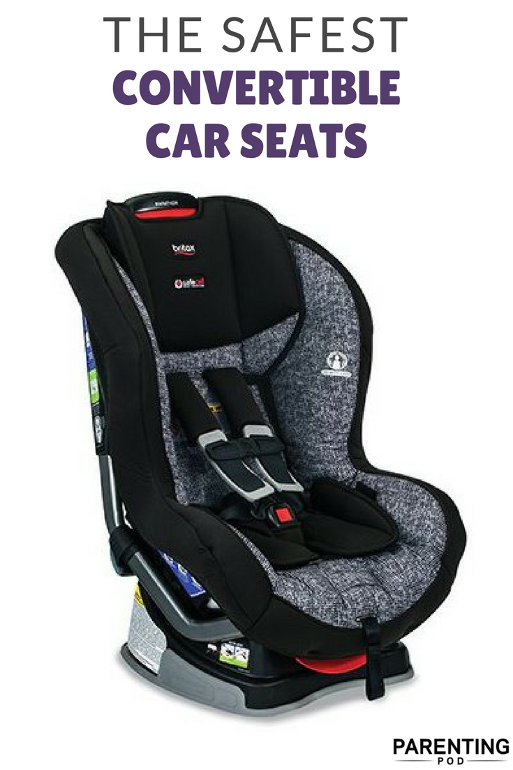 Experts Pick The Best & Safest Convertible Car Seats of