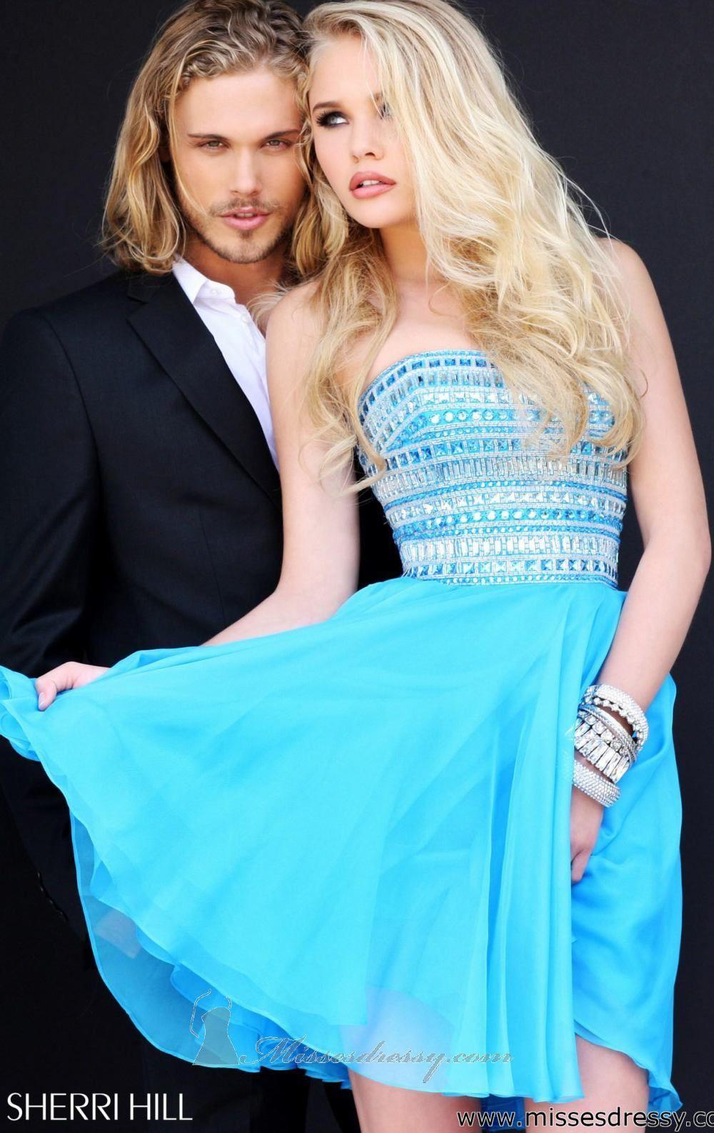 Sherri Hill 11028 Dress - MissesDressy.com