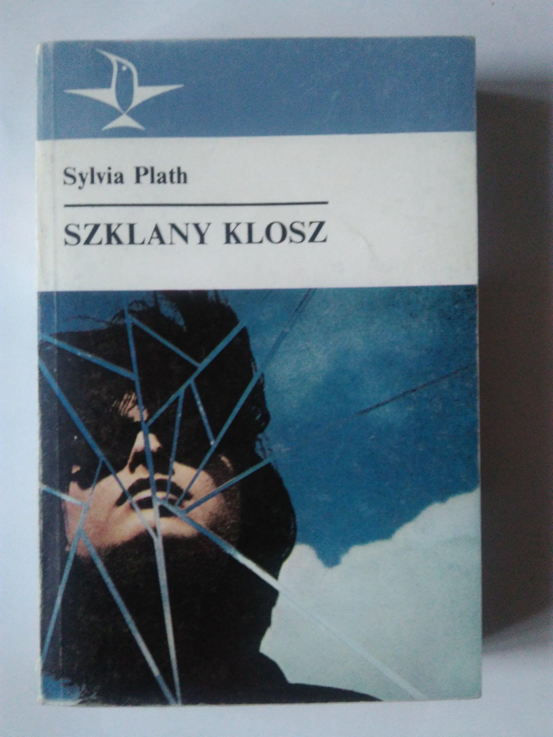 Szklany Klosz Sylvia Plath 1989 7125304441 Oficjalne Archiwum Allegro Sylvia Plath Book Cover Books