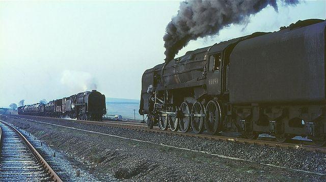 92093-700xx Shap Quarry 1.4.67 | lots of black smoke ... | Flickr