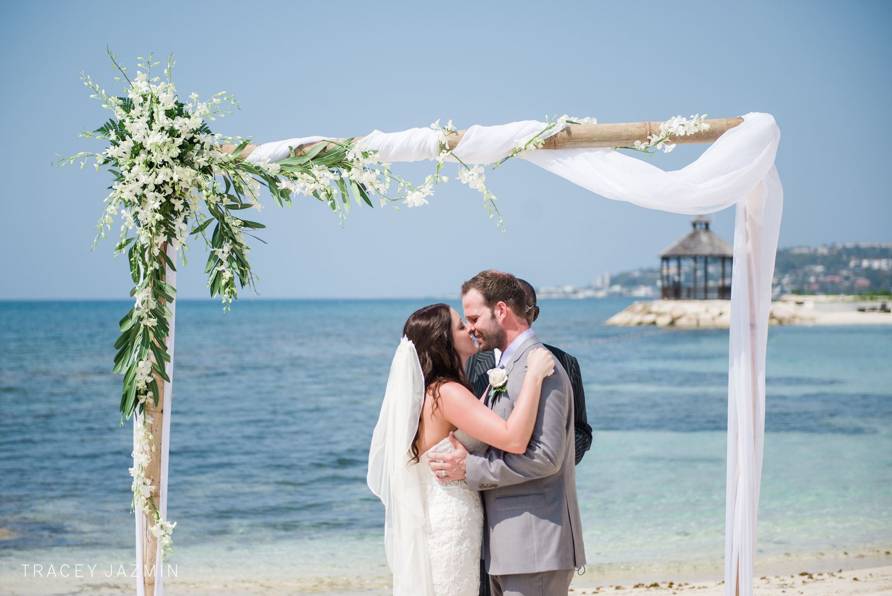 Secrets Wild Orchid Resort Montego Bay Jamaica Wedding Tracey Jazmin
