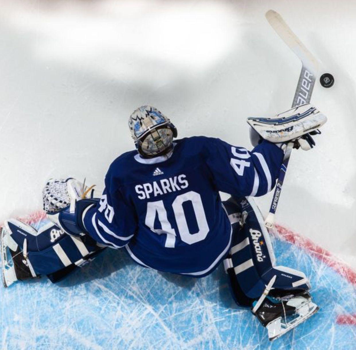Pin by Emma Puishys on Everything Hockey Goalie! Toronto