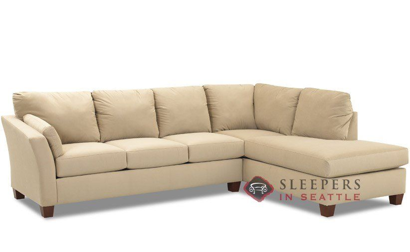 Merveilleux Savvy Sienna Chaise Sectional Sleeper Sofa (Queen) At Sleepers In Seattle.  $1,999.00