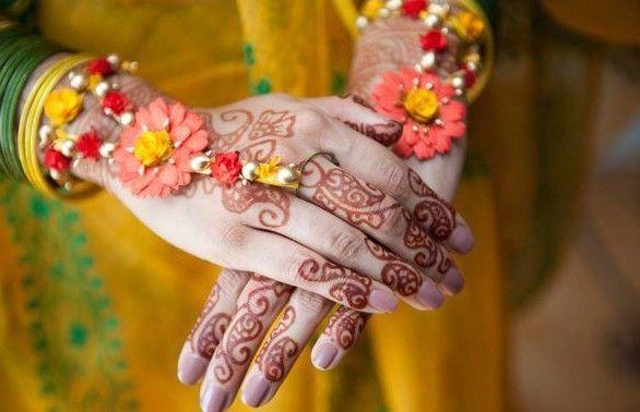 Mehndi Hands Girls : Image detail for mehndi hand art still very beautiful bridal