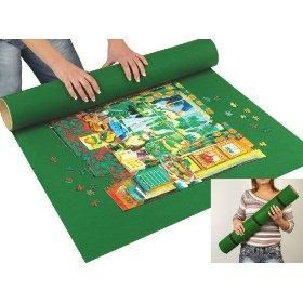 Jigsaw Roll Puzzle Storage Mat Up To 2000 Pieces Gift