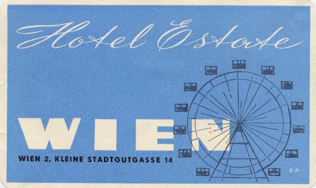 hotel estate vienna | by Millie Motts