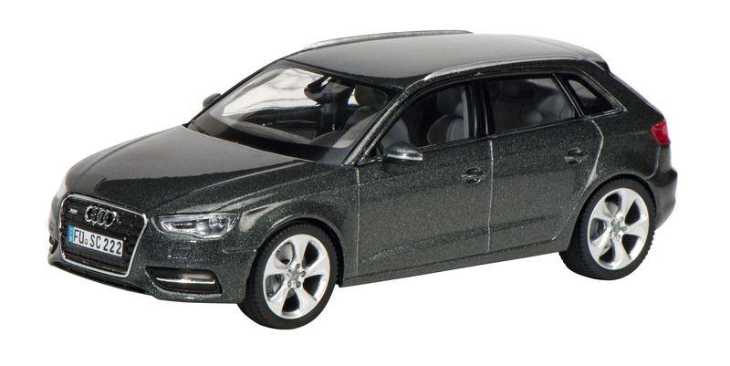 Audi A1 Black 1 43 Model Cars 1 43 Audi Audi A1 Car