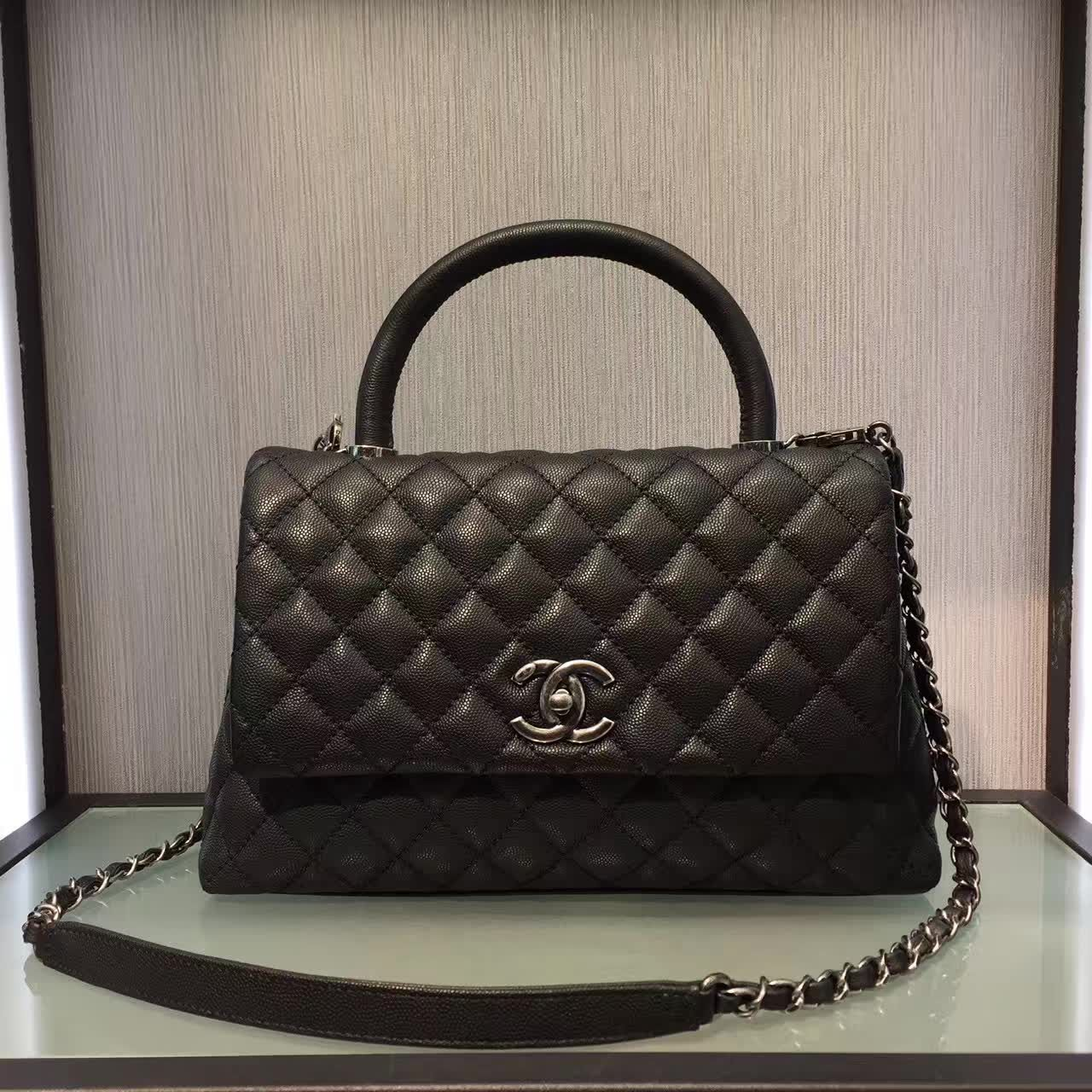 Chanel Coco Handle Bag – Perfect C Club   พี่ in 2019 ...