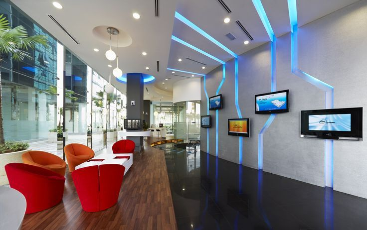 A Tour of Interface's Modern New Office in Atlanta ...