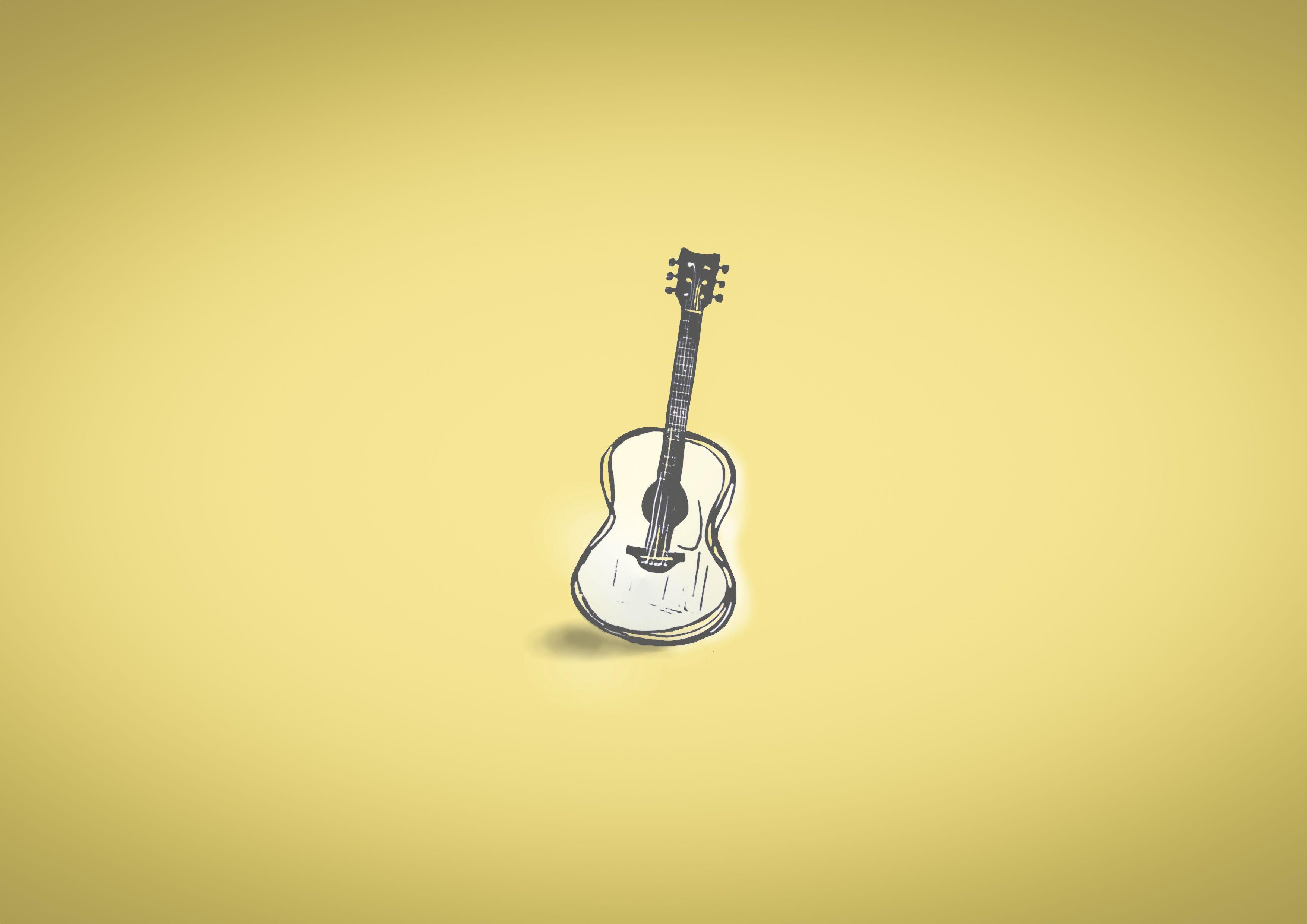 Prime Wallpaper Guitar Wall Digital Photo | Best Wallpaper HD