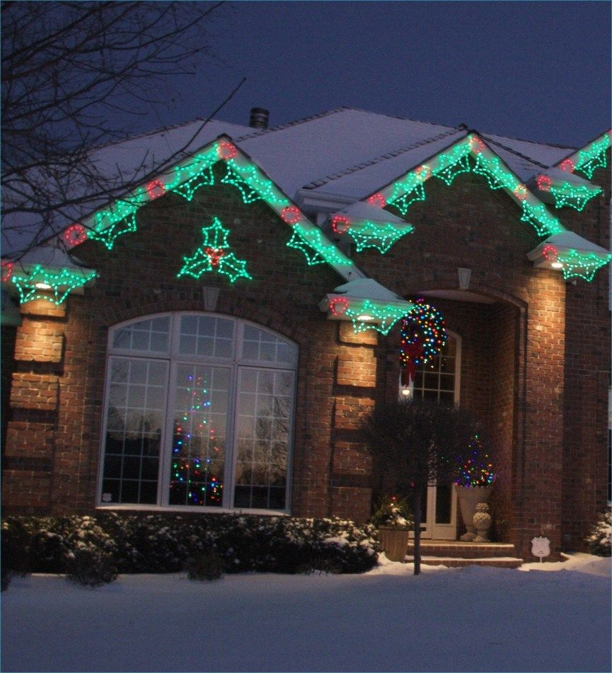 41 Awesome Holiday Outdoor Spotlights Ideas Christmas Lights