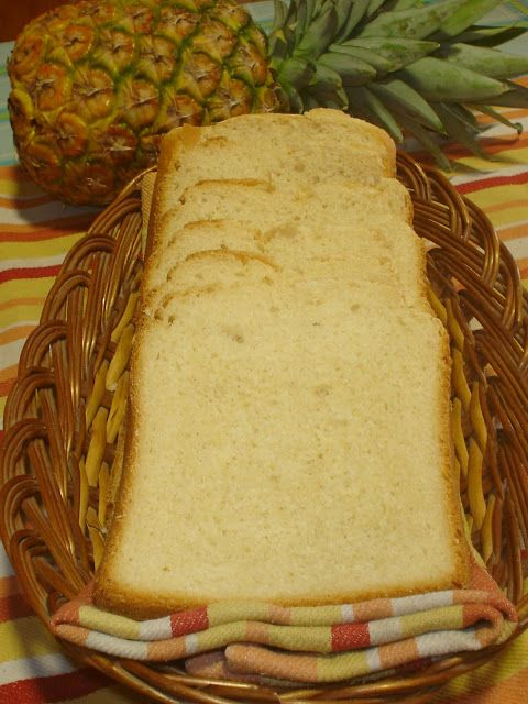 PANIFICADORA-LA COCINA DE MORENISA: Pan Blanco Claro