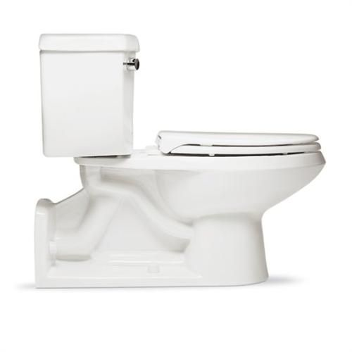 American Standard 2876 016 020 Yorkville Pressure Assisted Elongated Toilet White Two Piece Toilets Amazon Com Yorkville Water Sense Two Piece Toilets