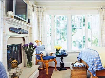 8 Ways To Add A TV Into The Bedroom | Margaret Hirsch