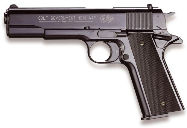 COLT 1911A1 .45 ACP Best handguns ever made   for men   Pinterest ...
