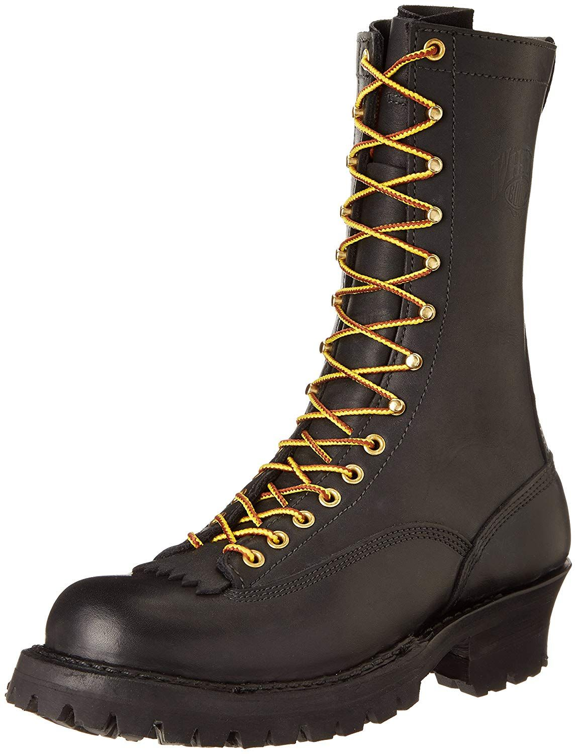 White S Boots Men S 400vltt Smoke Jumper Lace To Toe Boot Boots Men Boots Fire Boots