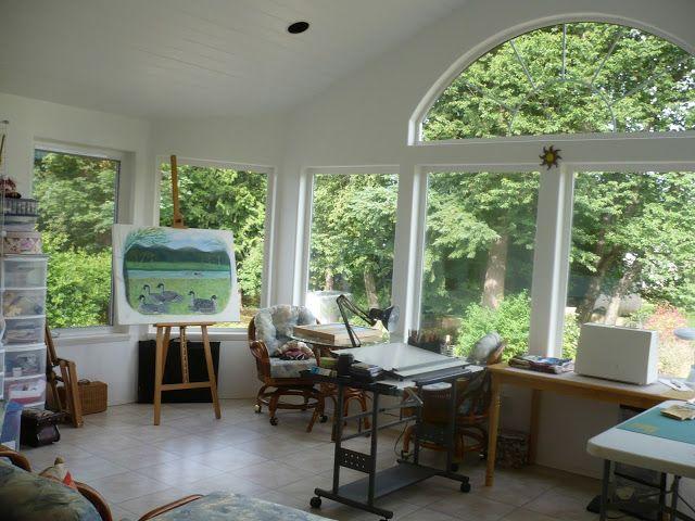 Robin Phillips Studio - Inspirational Art/Design: Inside the Studio
