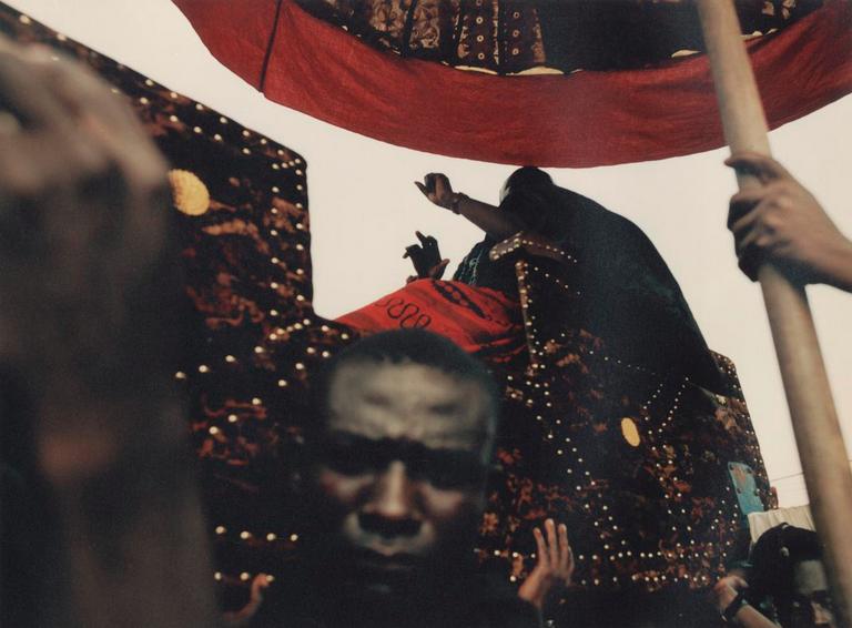 Ghana Queenmothers, Kumasi (2000) -Sibylle Bergemann