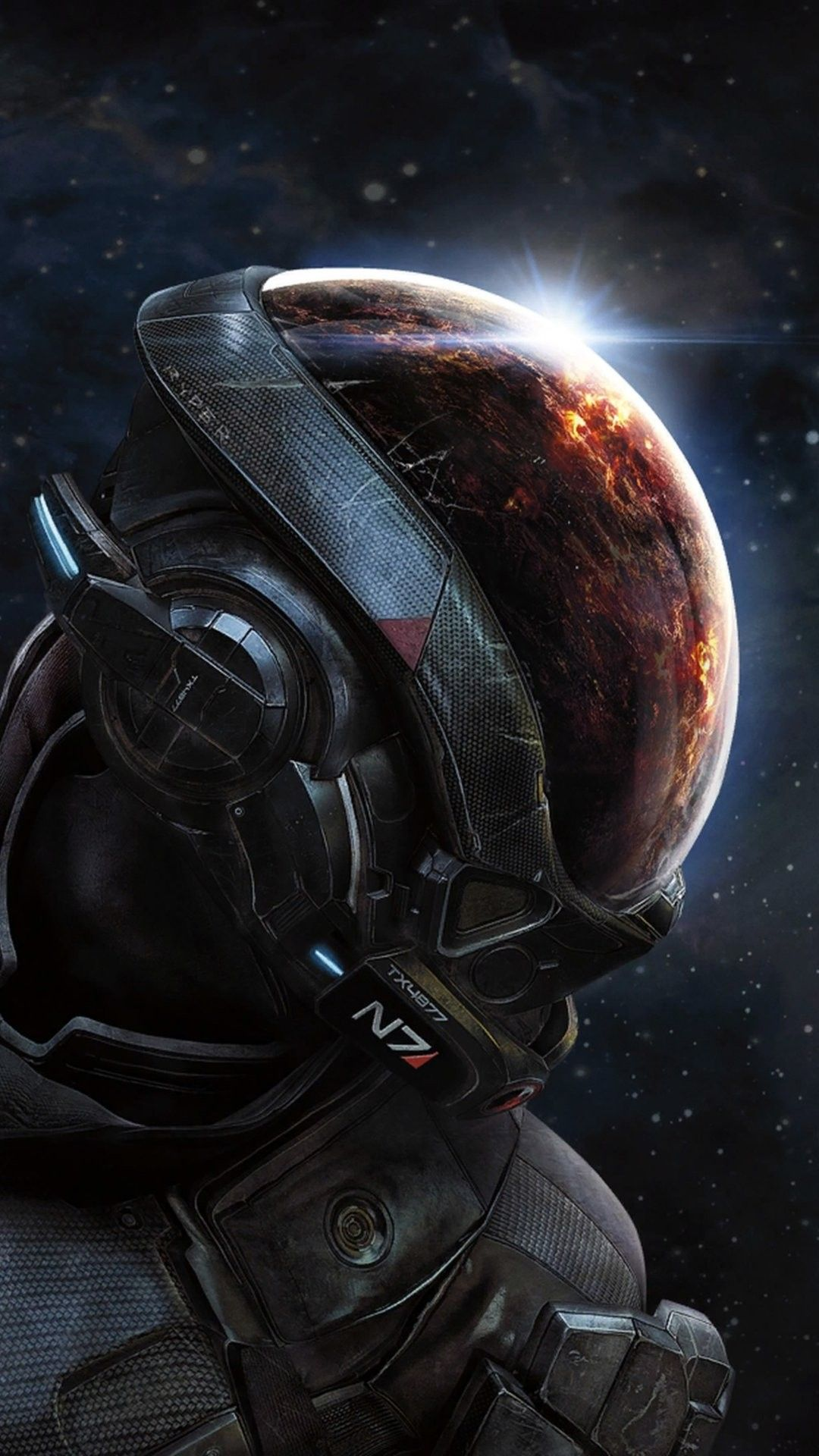 Pin By James Ivison On Mass Effect In 2019 Astronauts In