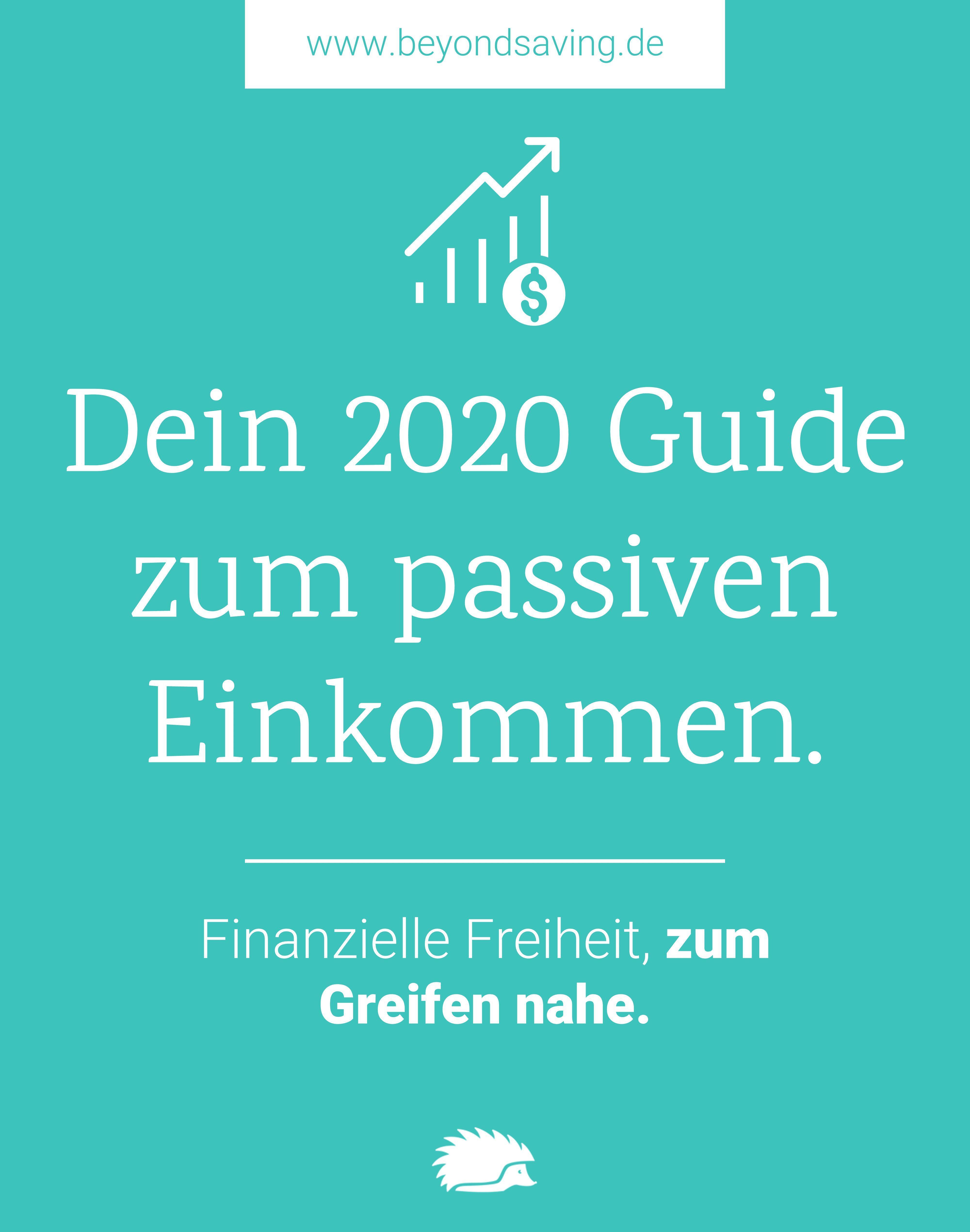 Passives Einkommen Aufbauen 33 Seriose Tipps 2020 In 2020 Passives Einkommen Haushaltsbuch Fuhren Finanzen