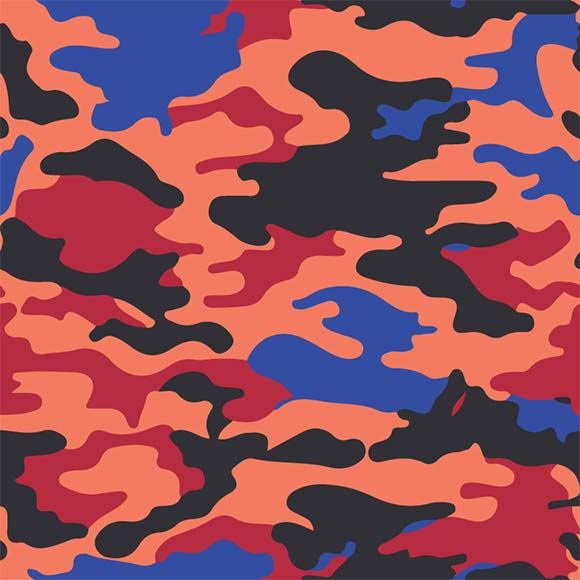 Pink Blue Black Red Camouflage Vector Pattern Free Download Vector Pattern Camouflage Wallpaper Camouflage Patterns