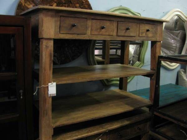 Kitchen Island, Nadeau Furniture Miami, $459