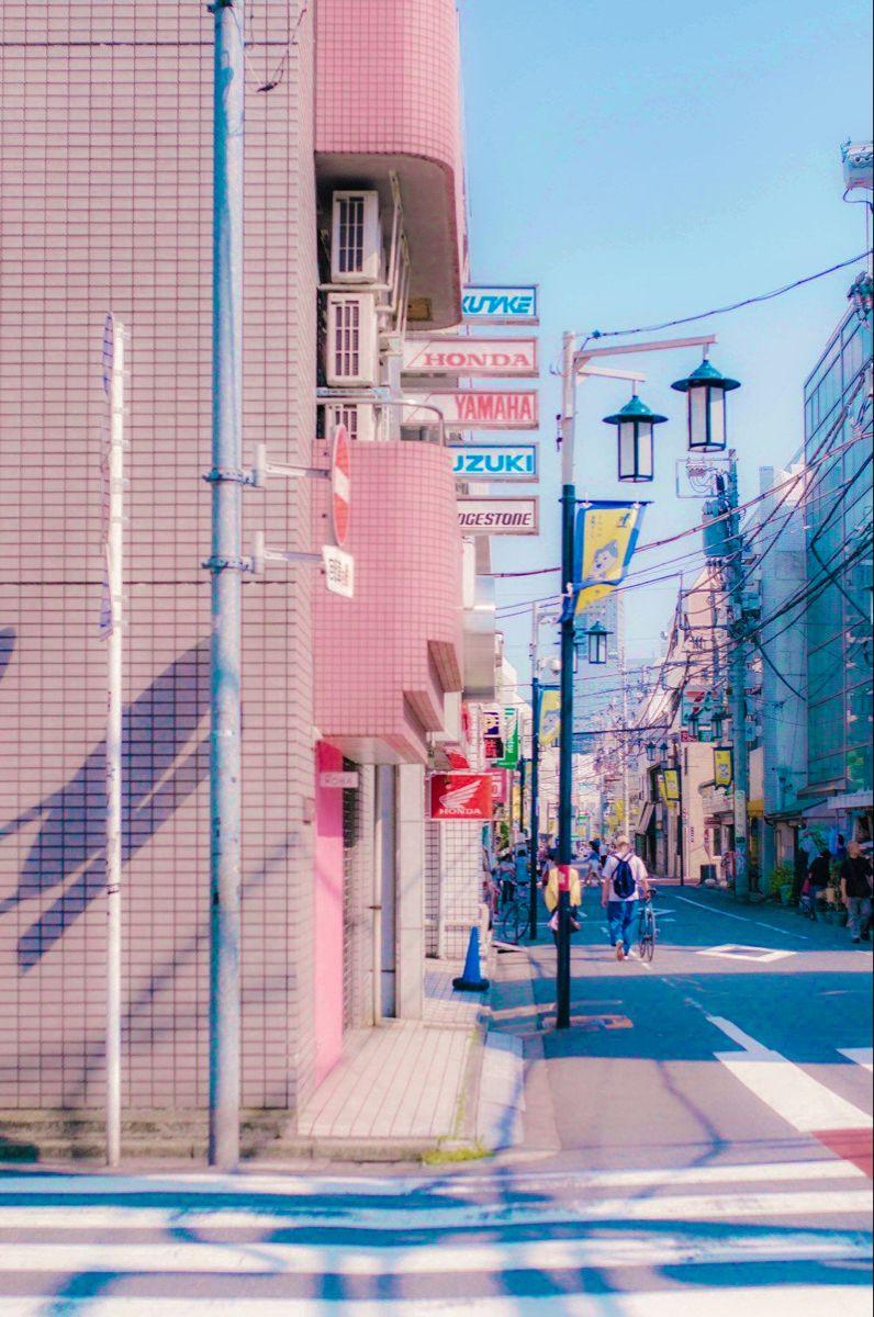 Japanese Street Wallpaper 4 Aesthetic Japan Korean Aesthetic Japan Photography