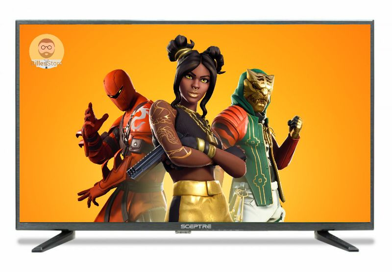 Fortnite gaming tv 32 led full hd 720p 2x hdmi works with