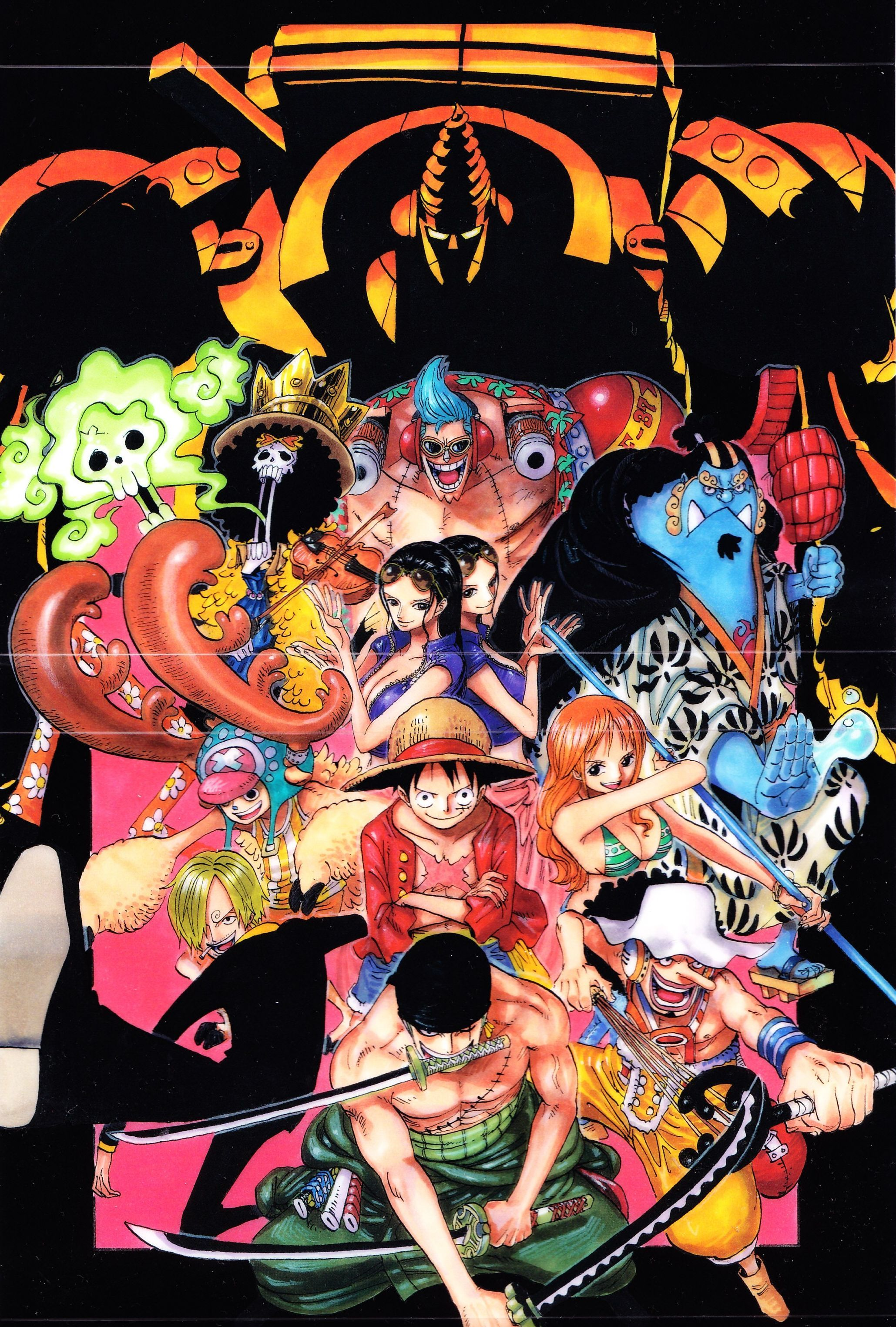 Download One Piece One PIece book cover (2059x3049
