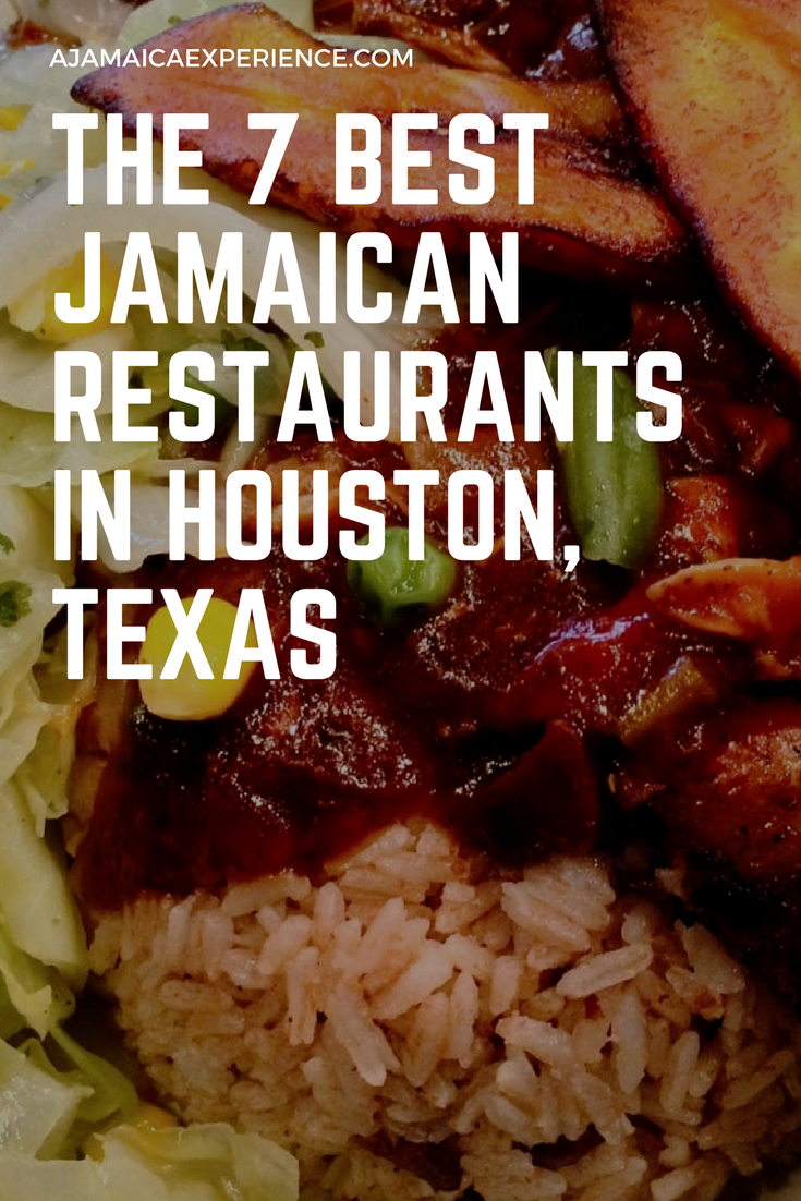 If You Re Ever In The Houston Area Check Out These Great Jamaican Restaurants