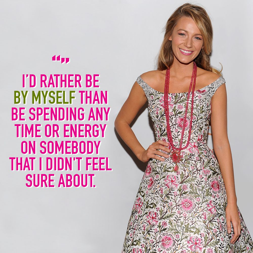 Famous Celebrity Wedding Quotes: 10 Blake Lively Quotes Every Woman Needs In Her Life