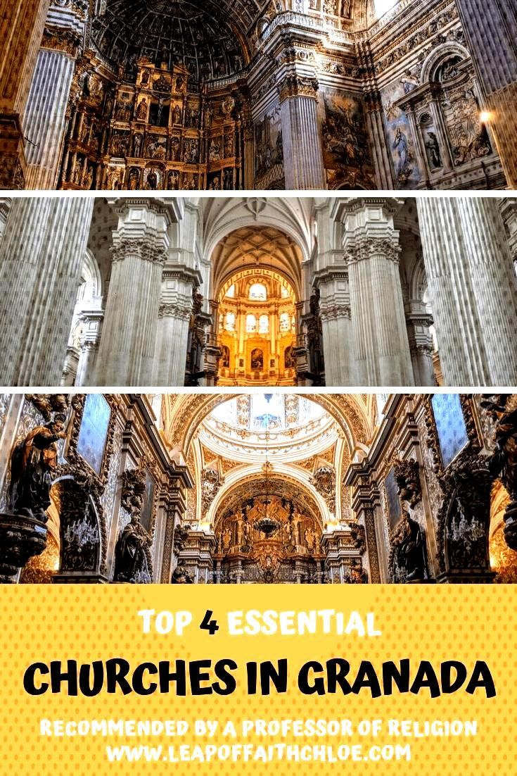 Best Churches in Granada, Spain in 2019 - Leap of Faith Chloe Do you want to see another side to Gr