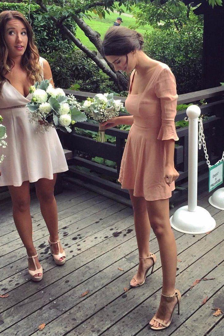 Emily Ratajkowski Wedding.Emily Ratajkowski Wears This Bridesmaid Dress Even Better Than A
