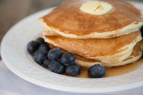 IHOP Pancakes.