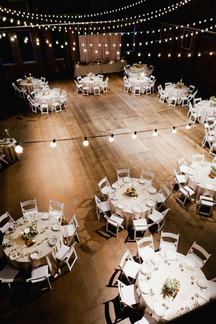 Organic Vintage Mellon Park Garden Wedding Reception Wedding