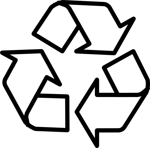 photograph relating to Printable Recycle Symbol titled Totally free Printable Emblems Recycling Logo Determine clip artwork