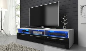 Groupon - Detroit TV Cabinet With LED Lighting in Choice of Colour for  £129.98 With Free Delivery. Groupon deal price  £129.98 32944bcb8ce0