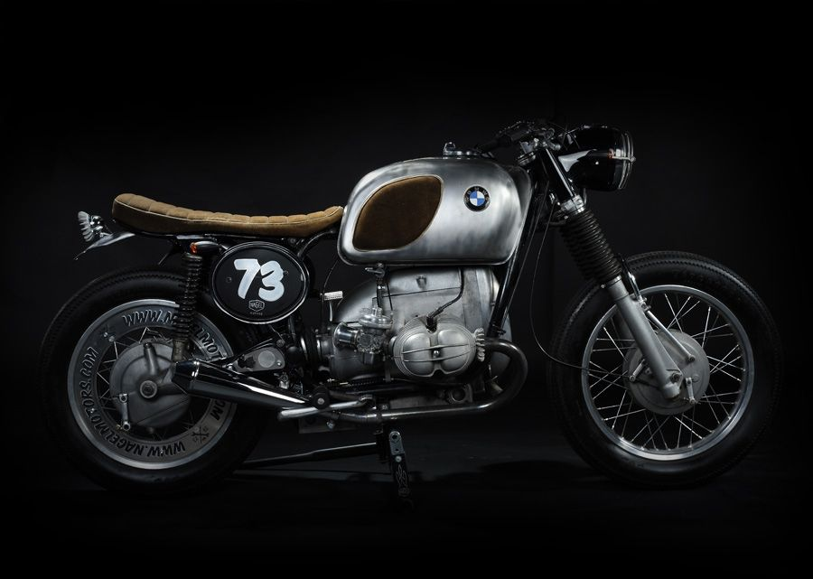NAGEL Motors - BMW R 75 / 5- Nr.0