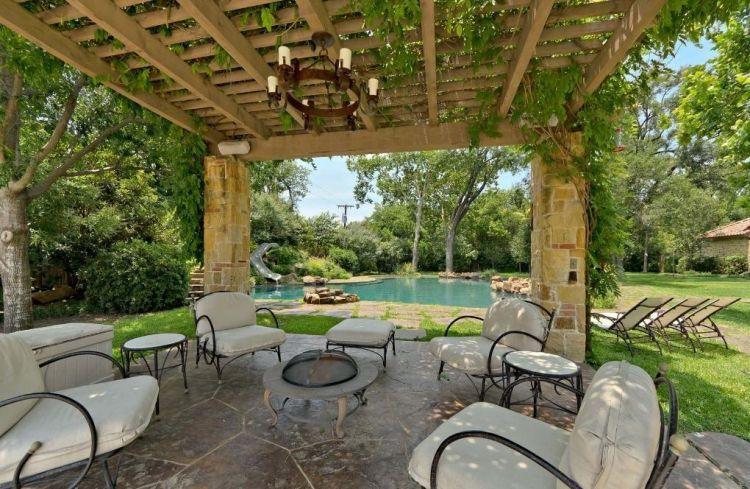 Terrasse design en 20 idées fascinantes par Harold Leidner Pool