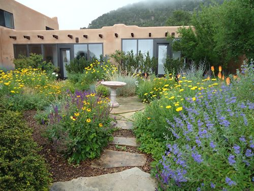 Santa Fe Permaculture Landscape Contractors Native Earth Landscaping