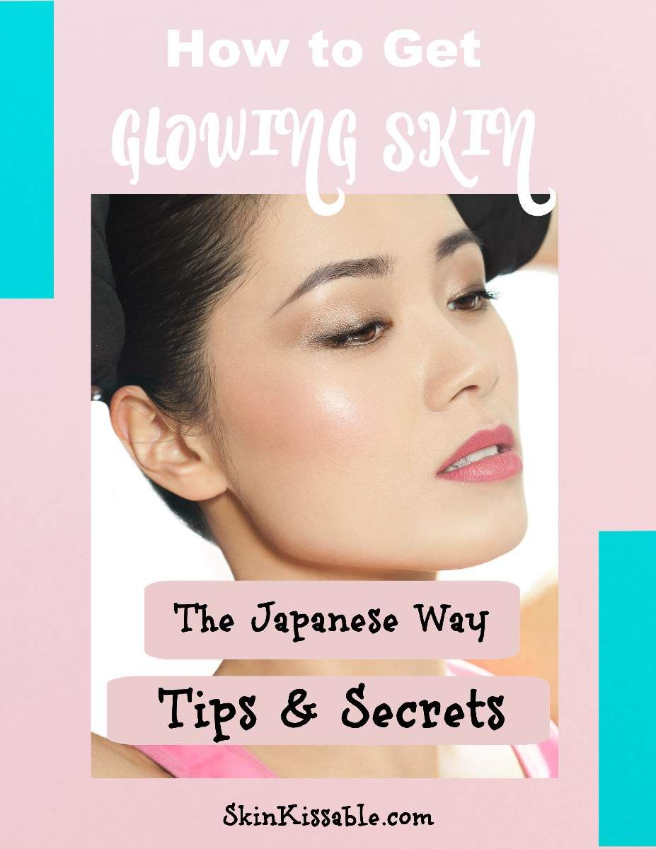 9 Japanese Beauty Secrets & Skincare Tips | DIY Face Masks & Products #beautysecrets