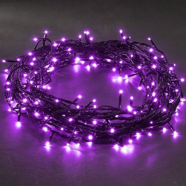 konstsmide 3631 450 purple 120 multi function led tree lights christmas lights