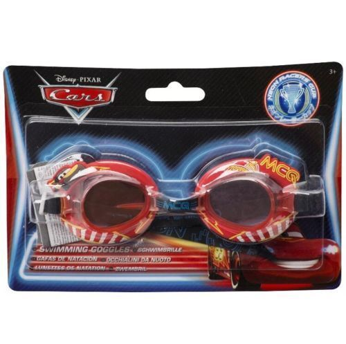d3afd208ddc Disney Cars 3D Swimming Goggles Lightning McQueen Red Goggles Kids Swimwear  Gift  DisneyCars