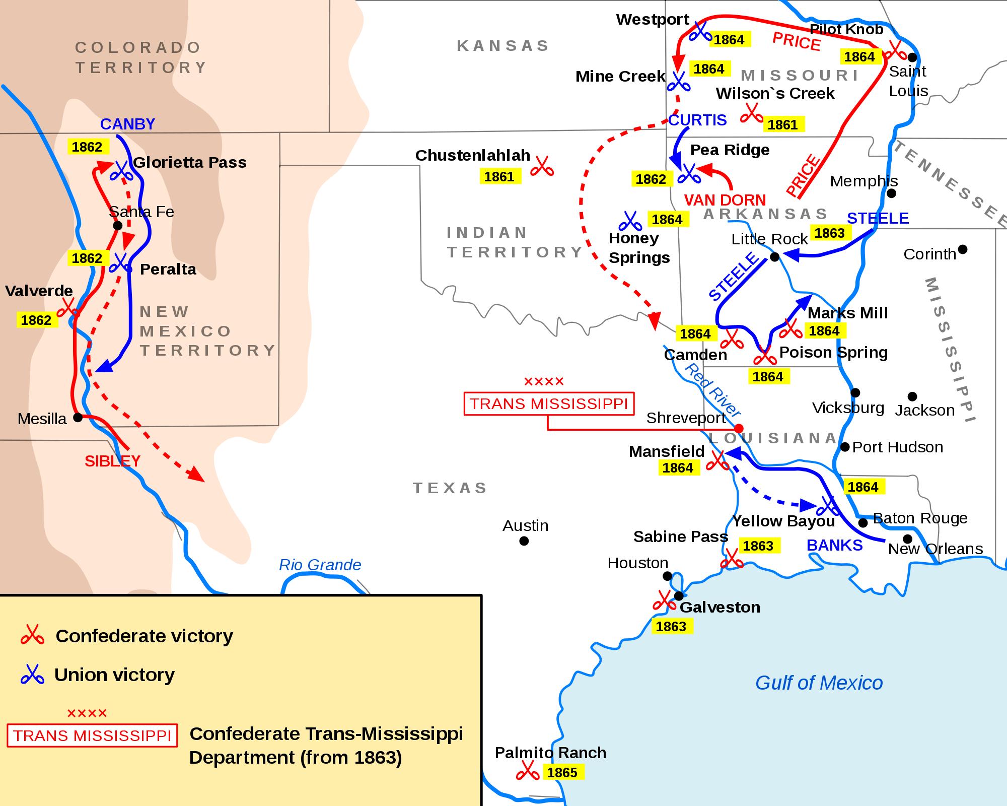 U S Civil War