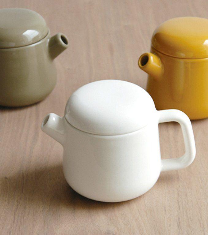 Design Teekanne designtrend teekanne trape kinto pottery pottery