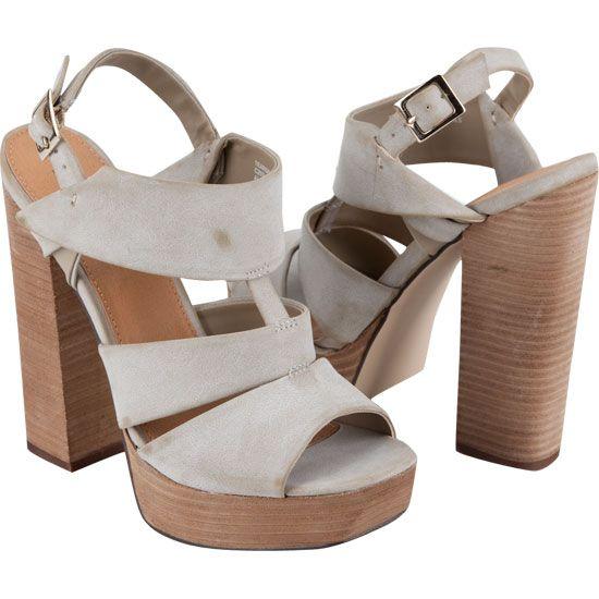 MIA Teardrop Womens Shoes 198625422 | Heels & Wedges | Tillys.com