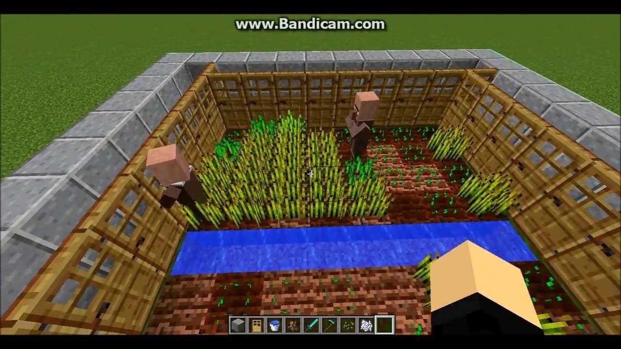 Apply Breed Villagers Minecraft