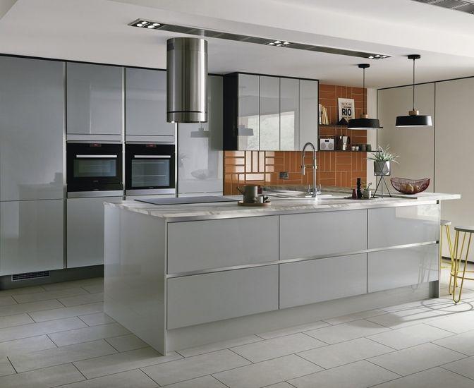 Best Kitchens Kitchen Design Howdens Kitchens Open Plan 400 x 300