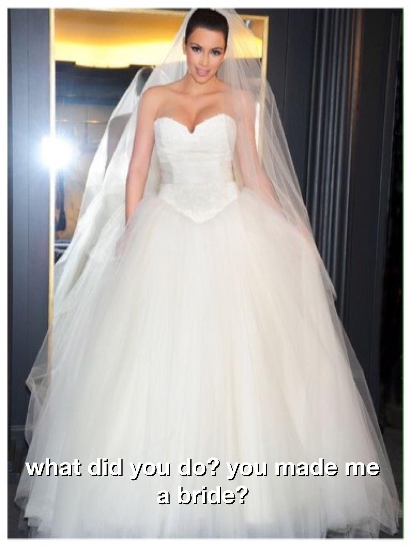 Pin By Eddie S Cycle On Tg Tales Of Terror Fancy Wedding Dresses Kim Kardashian Wedding Dress Wedding Guest Dress [ 1836 x 1377 Pixel ]